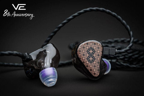 Vision Ears VE 8 (Universal) – 8th Anniversary Design