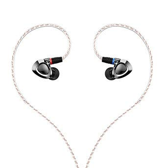 Shanling ME500 Hi-Fi in-Ear Monitors with Interchangeable Cable