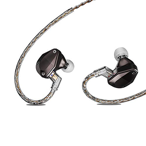Cayin YB04 In-Ear Monitor with four Balanced Armature drivers - MusicTeck