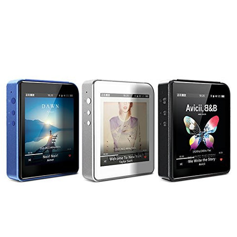 Shanling M1 DSD HiFi Lossless Music Player M1 Mini Portable - MusicTeck