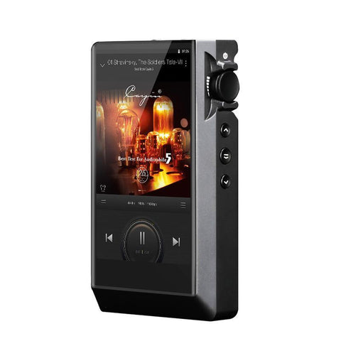 Cayin N6ii Master Quality Digital Audio Player (A02)-MusicTeck