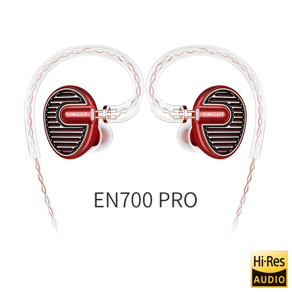 SIMGOT EN700 PRO In Ear Headphone - MusicTeck