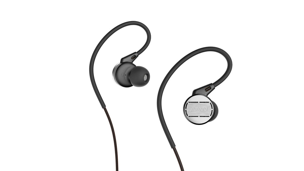 AAW Nebula One Earphones Titanium Diaphragm with Remote for iPhone and Android Dual Mode