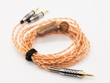 SendyAudio Headphone cable (6N-OCC) for AIVA (1.5m)