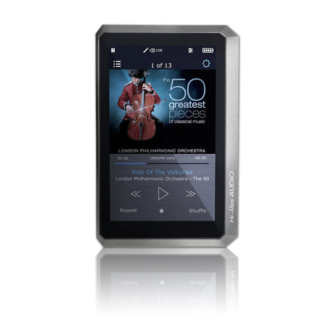 OPUS#1 Portable Mastering Quality Sound (MQS) Audio Player