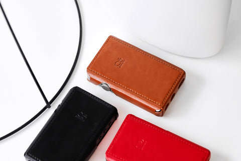 Shanling M2X Leather Case - MusicTeck