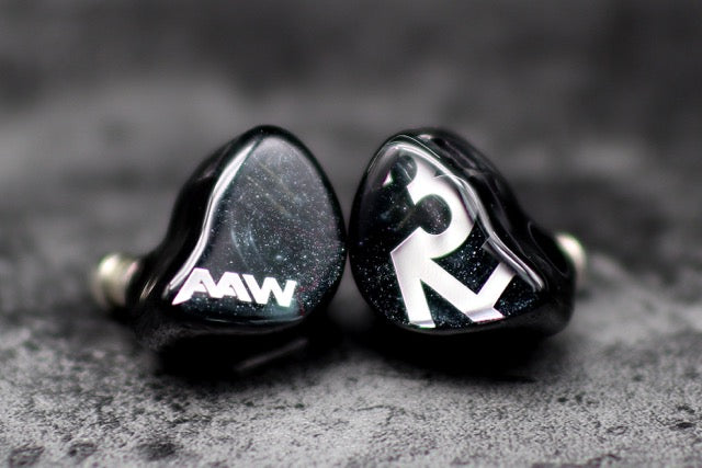 AAW A3H Universal In-Ear Monitor - MusicTeck