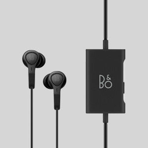 Beoplay E4 Advanced Active Noise Cancelling Earphones - MusicTeck