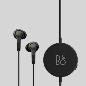 BeoPlay H3 Active Noise Cancelling In-Ear Headphones - MusicTeck