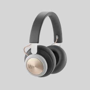 BeoPlay H4 Wireless Headphones, Charcoal Gray - MusicTeck