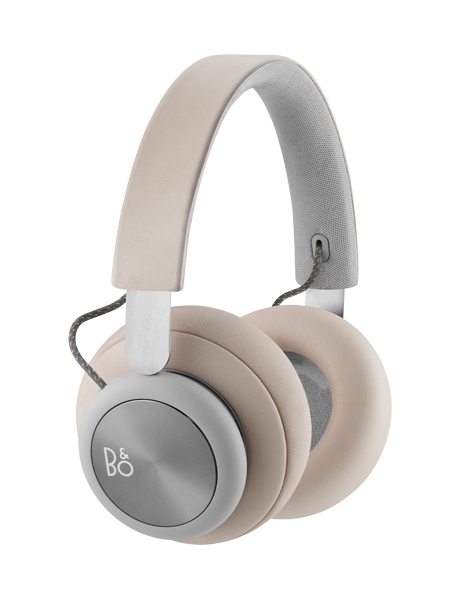 BeoPlay H4 Wireless Headphones, Charcoal Gray