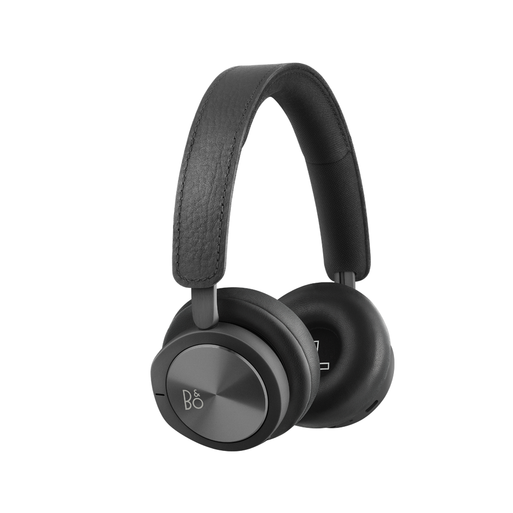 BeoPlay H8i Wireless Active Noise Cancellation On-Ear Headphones - MusicTeck