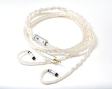 PWAudio No.10 upgrade cable (8 wired) - MusicTeck