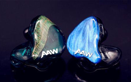 AAW W900 CUSTOM/UNIVERSAL IN-EAR MONITOR