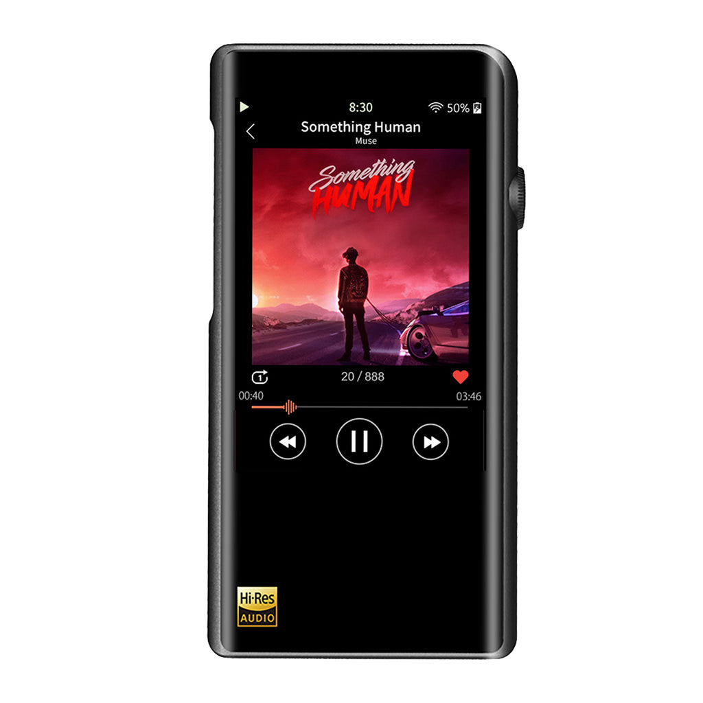 Shanling M5s Hi-Res Portable Music Player