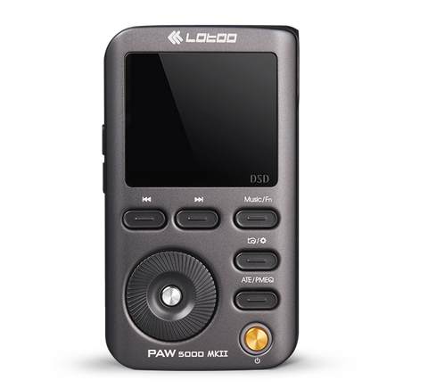 Lotoo PAW 5000 MKII Portable Hi-Fi Music Player