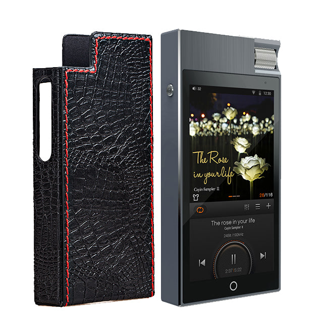 Cayin N5ii, Android Based Master Quality Digital Audio Player with FREE Leather Case - MusicTeck