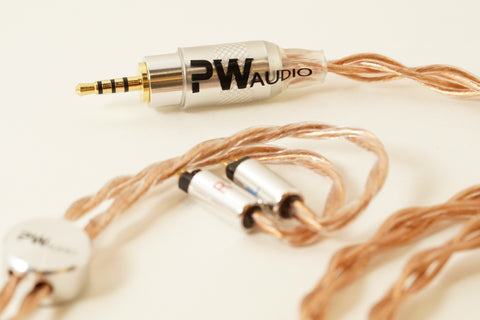 PWAudio Anniversary Series No.5 (4 wired)