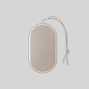 Beoplay P2 Portable Bluetooth Speaker with Built-In Microphone