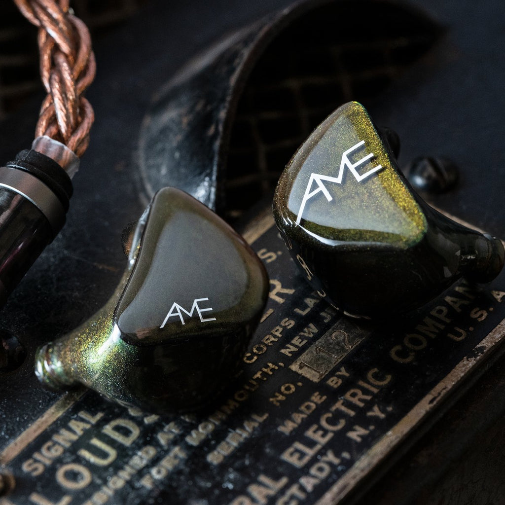 AME Radioso - Tribrid Electrostatic IEM Universal Fit - MusicTeck