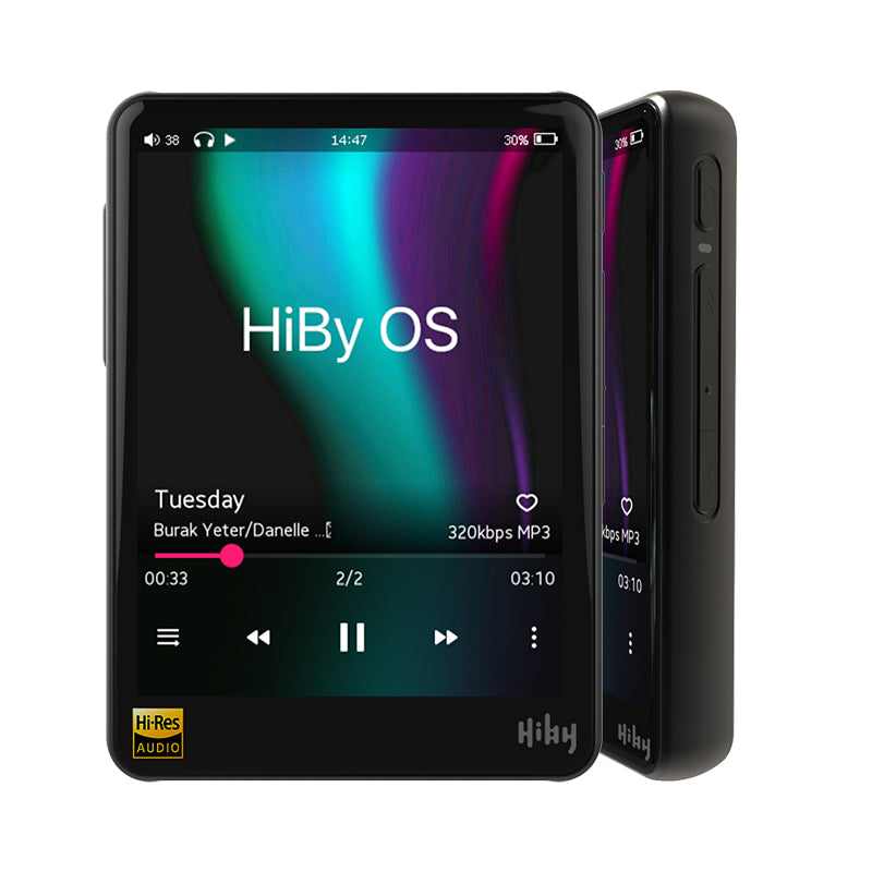 HiBy R3 Pro Portable Music Player with Dual DAC (Like New)
