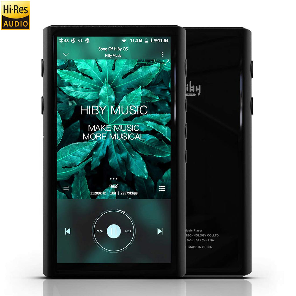 HiBy R5 Hi-Res Portable Music Player (Like New)