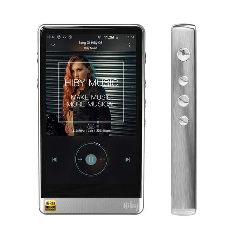 HiBy R6 SRC-free Hi-Res Android Digital Audio Player (Like New)