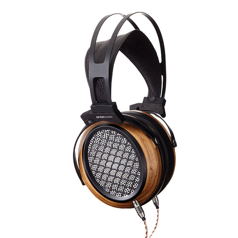 SendyAudio Aiva Black Beauty Series 97*76mm Planar Magnetic Headphones