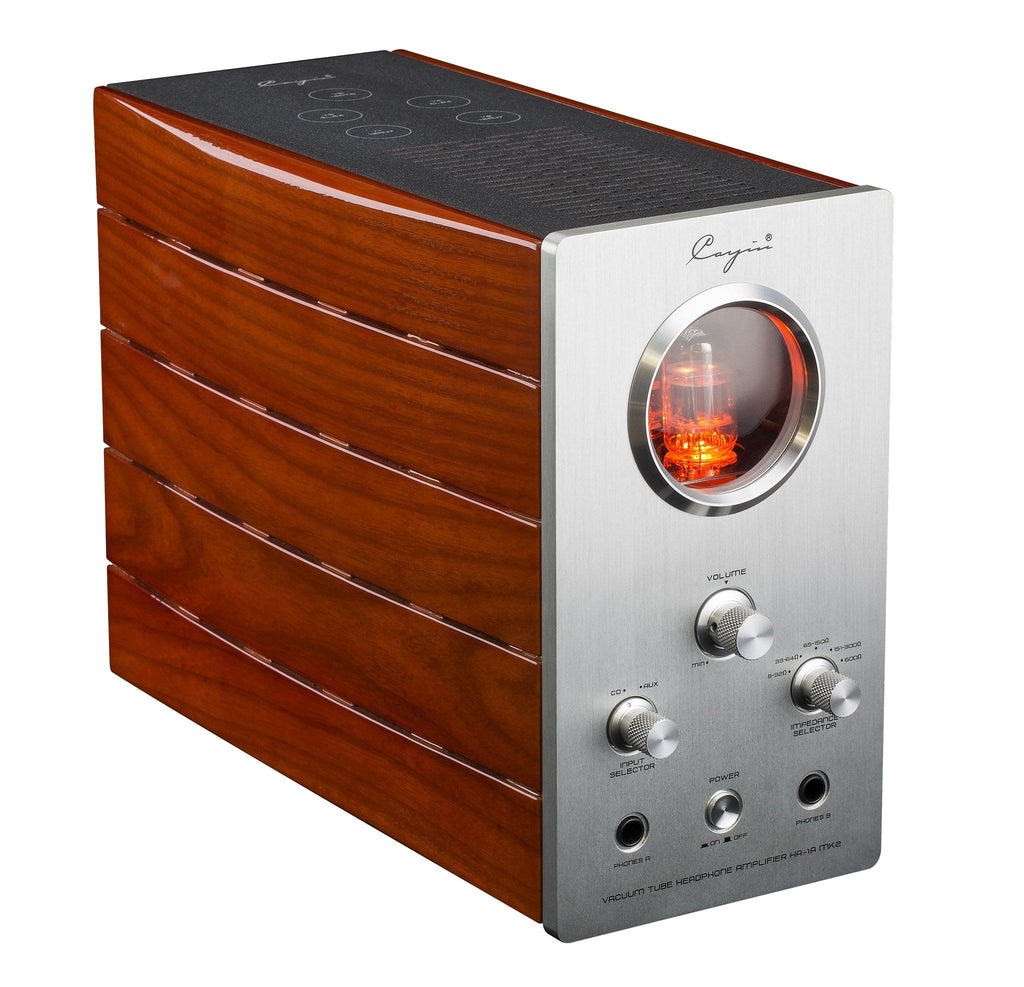 Cayin HA-1A MK2 High Fidelity Tube Headphone Amplifier - MusicTeck