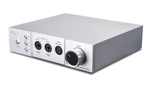 Cayin iHA-6 Fully Balanced High Fidelity Headphone Amplifier - MusicTeck