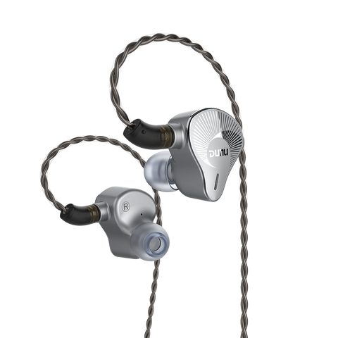 DUNU EST112 Triple Hybrid In-Ear Monitors - MusicTeck