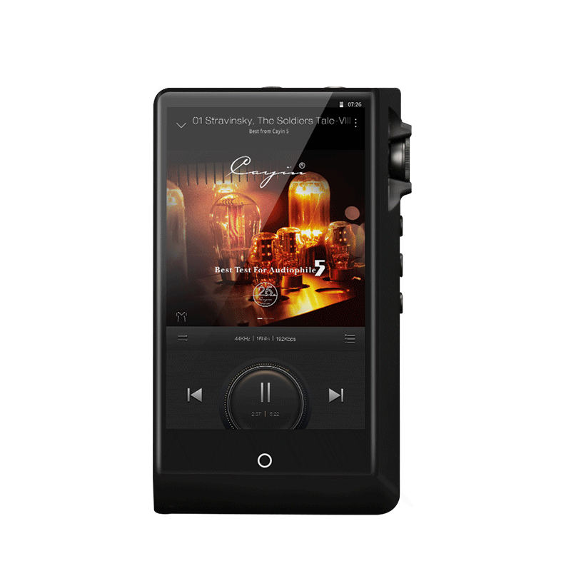 Cayin N6ii Master Quality Digital Audio Player -- T01 Audio Motherboard
