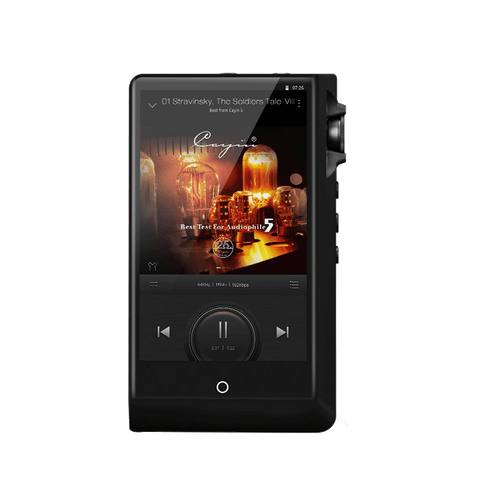 Cayin N6ii Master Quality Digital Audio Player