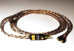 Whiplash Audio TWag v3 & TWcu v3 Hybrid MMCX replacement upgrade cable
