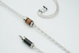 Effect Audio LEONIDAS II (2Pin - CIEM Connector) - MusicTeck