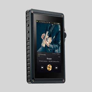 OPUS#2 Hi-Res Portable Digital Audio Player (Like New) with free Leather Case - MusicTeck