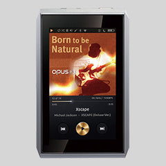 OPUS#3 Portable Mastering Quality Sound(MQS) Audio Player (Like New) with free leather case