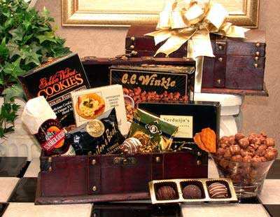 The Executive Gourmet Desk Caddy