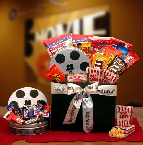 Fathers Day Movie Fest Gift Box w/ 10.00 RedBox Card