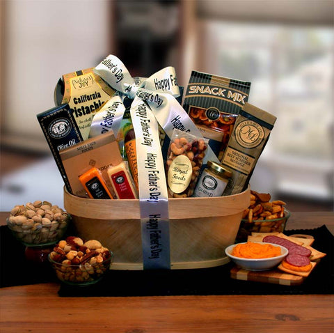 Father's Day Gourmet Nut & Sausage Assortment