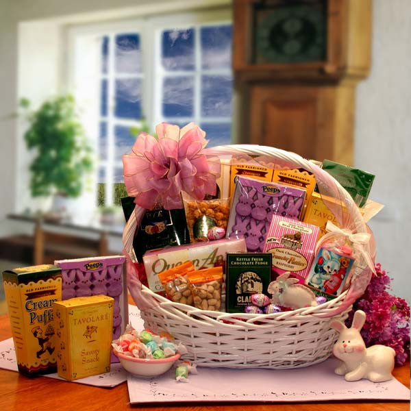 The Bounty of Easter Gourmet Gift Basket