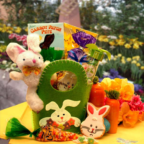 The Bunny Hop Easter Gift Tote