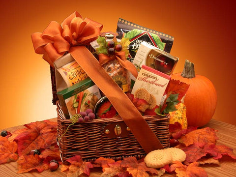 A Fall Snack Chest
