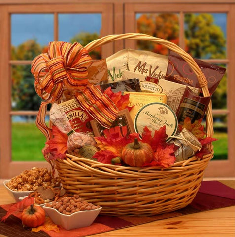 A Shade of Fall Snack Gift Basket