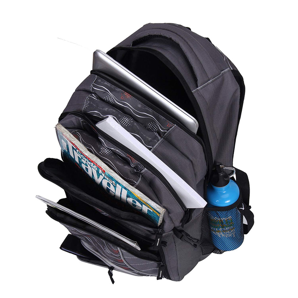 15.6 inch Carry On Laptop Backpack Travel Bag