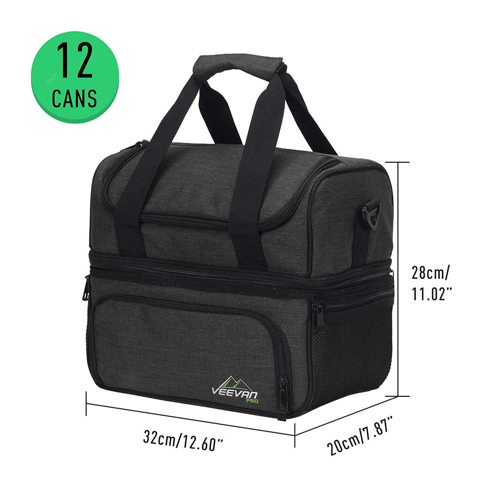 Insulated Picnic Bag for Cooler Outdoor Food Storage Bags