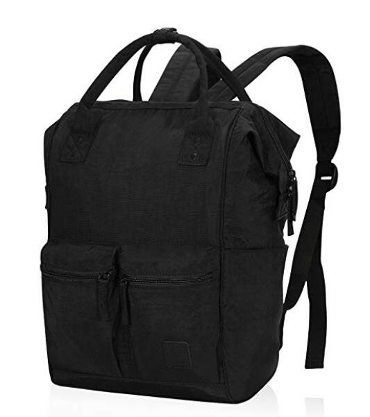 Wide Open Multipurpose Doctor Style Backpack Daypack