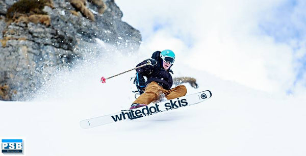 Kilian Echalier - My Kind Of Skiing!