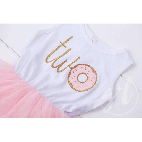 Birthday Donut Dress