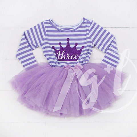 45aac48e664c 3rd Birthday Dress Outfit, Tutu, Princess Dress, Party Outfit ...